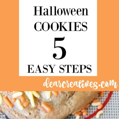 The Easiest Halloween Cookies Ever! Tasty, Organic and Gluten Free