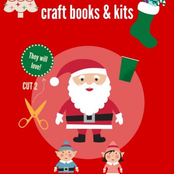 Best Gift Guide for Craft Books and Kits Round-up + New Release Craft Books