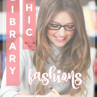 Trendy Library Chic Fashions A Little Nerdy Alot of Chic!