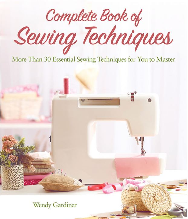 Sewing Book resource for beginning sewers