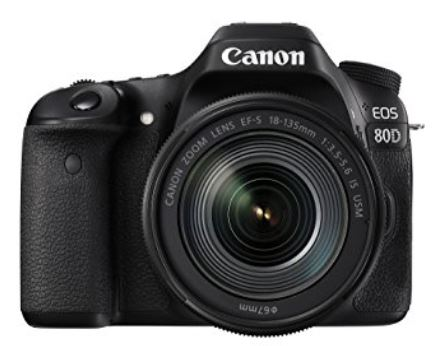 Canon 80D on sale now!