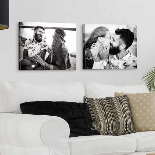home decor gift idea canvas on demand