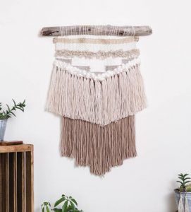 woven wall hanging holiday gift ideas under 100 dollars