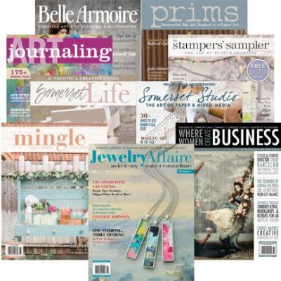 Newest Craft Magazines
