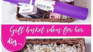 DIY Valentine's Day Gift Basket
