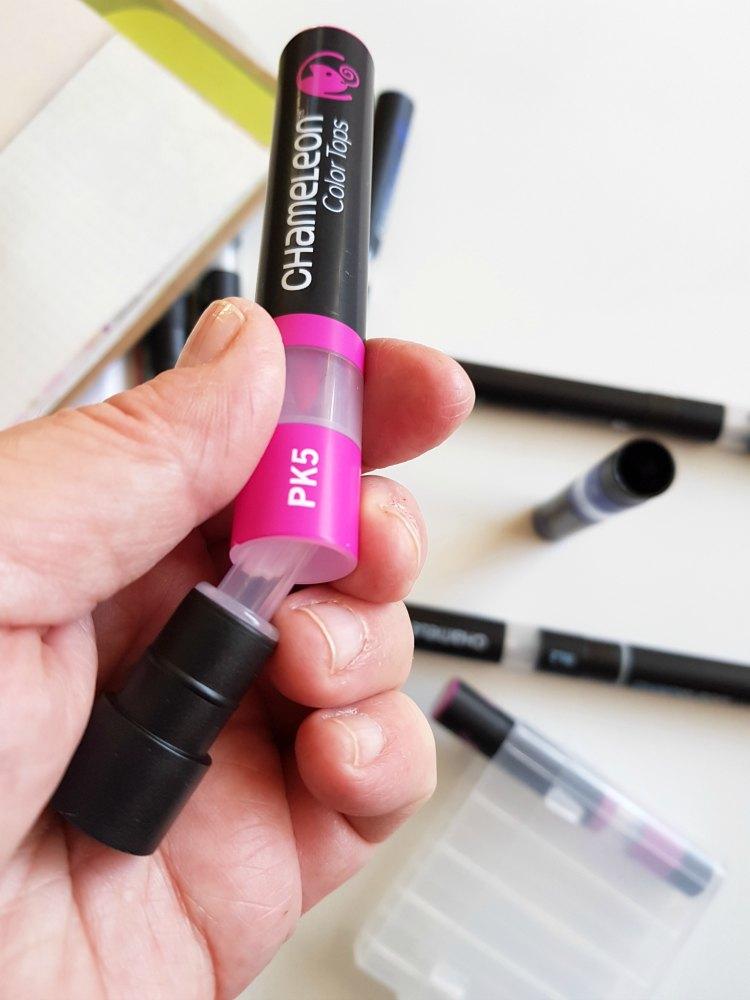 chameleon color top pens