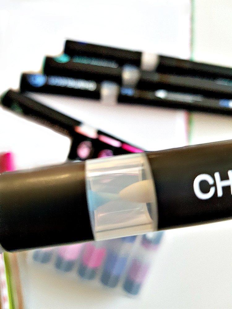 chameleon pen chamber for mixing ink