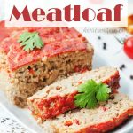 The Best Meatloaf #meatloaf #groundbeefrecipe #thebestmeatloaf #recipeoftheday A must try recipe, that is so easy to make, and makes an easy dinner. DearCreatives.com