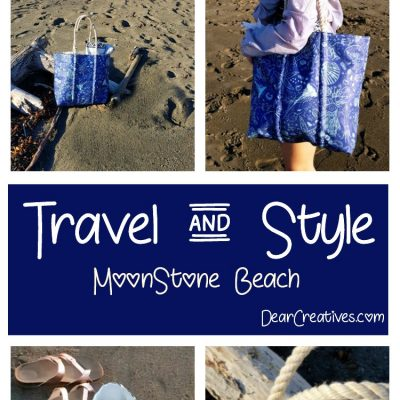 Travel + Sea + Beach Bags? It's Easy If You Do It Smart