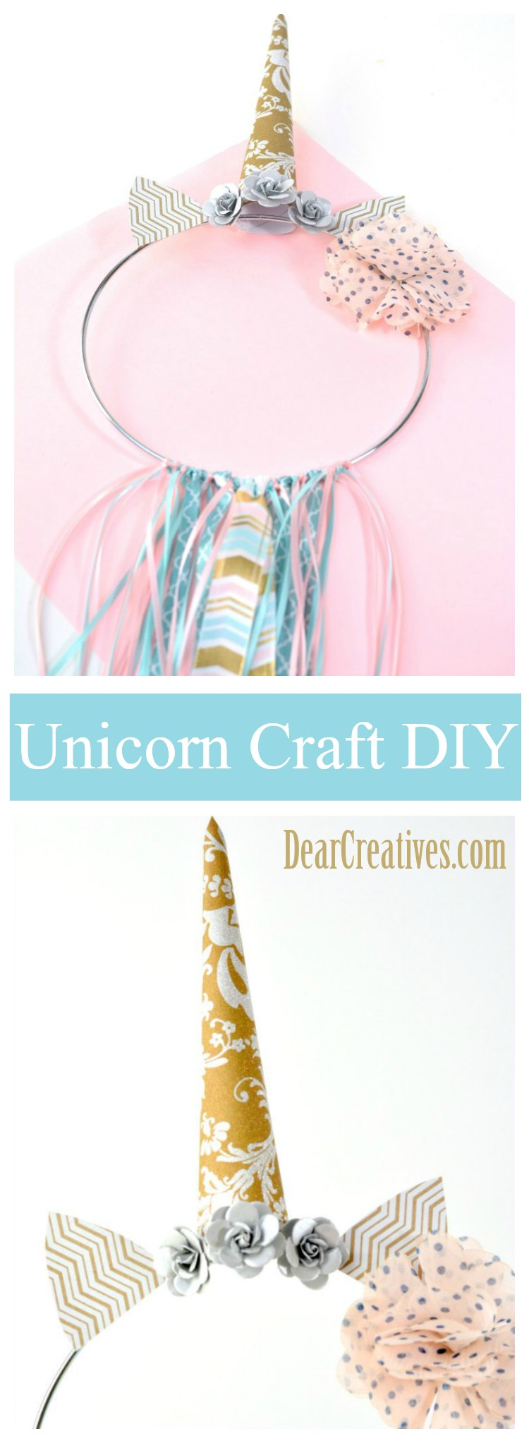 Do You Love Unicorn Crafts This Is One Easy DIY That Can Make For Party