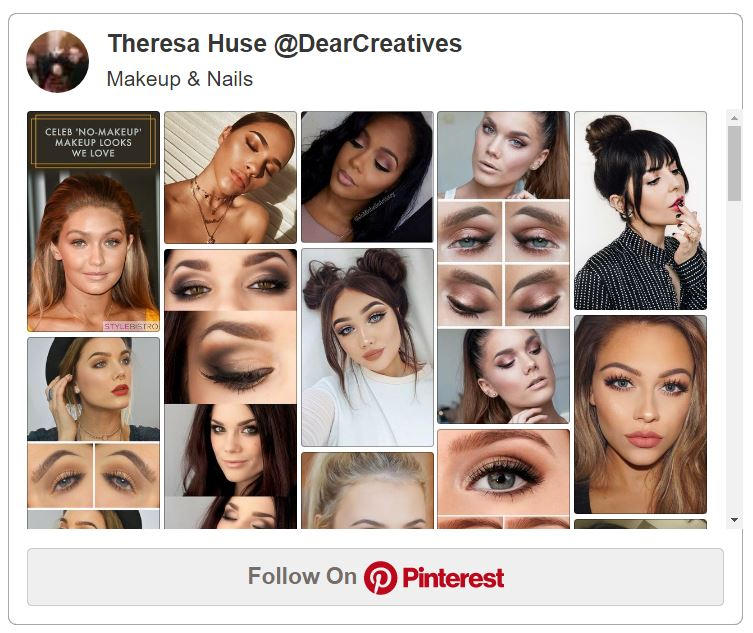 Makeup Beauty Looks, Beauty Ideas, Beauty tips, and nails on Pinterest we love