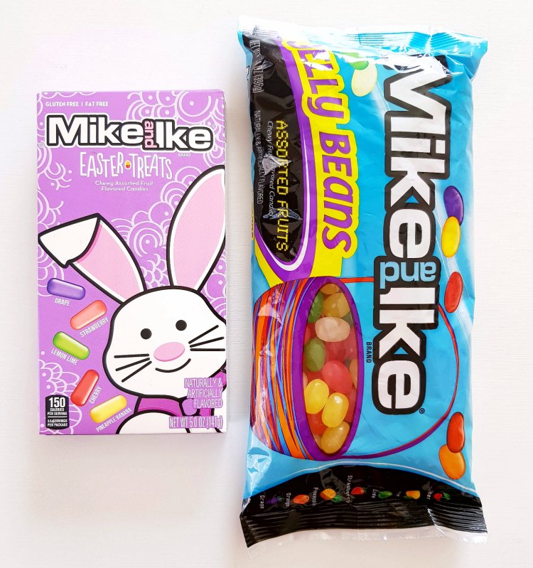 Easter Treats Mike and Ikes, jelly beans grab a 20% off PEEPS discount at #PEEPSONALITY #Sponsored DearCreatives.com