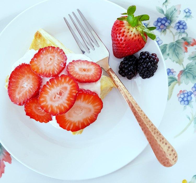 Strawberry Tarts DearCreatives.com
