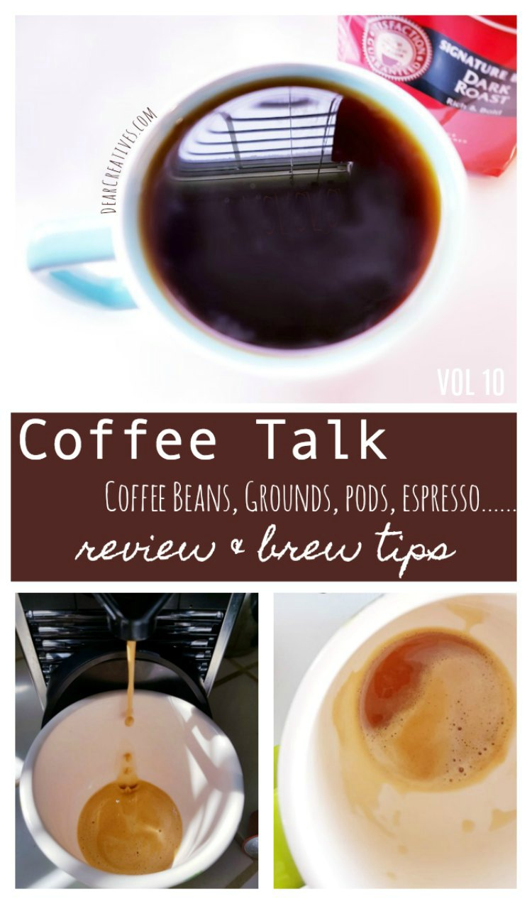 """What's Brewing """"Coffee Talk"""" Coffee News for Coffee Lovers"""