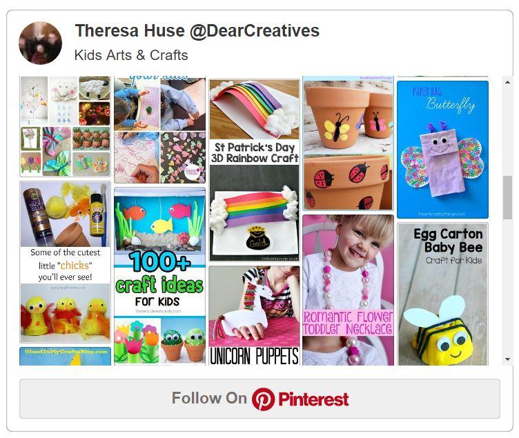 Crafts for Kids over 400+ arts and crafts for kids. crafts for kids Pinterest