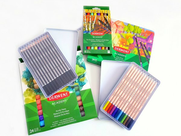 art-supplies-Derwent Academy Art Products DearCreatives.com