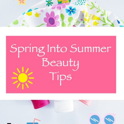 Beauty Tips to Get Your Skin Ready for Warmer Weather It's time to cleanse, exfoliate, and freshen up our beauty routines. Grab these tips, and see what products are good for transitioning into a new skin care routine for spring, and summer. DearCreatives.com #beautytips #beauty #beautyroutines #skincare #cosmetics