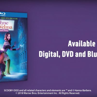 New Release Kids Movie – Family Movie Daphne & Velma + Giveaway