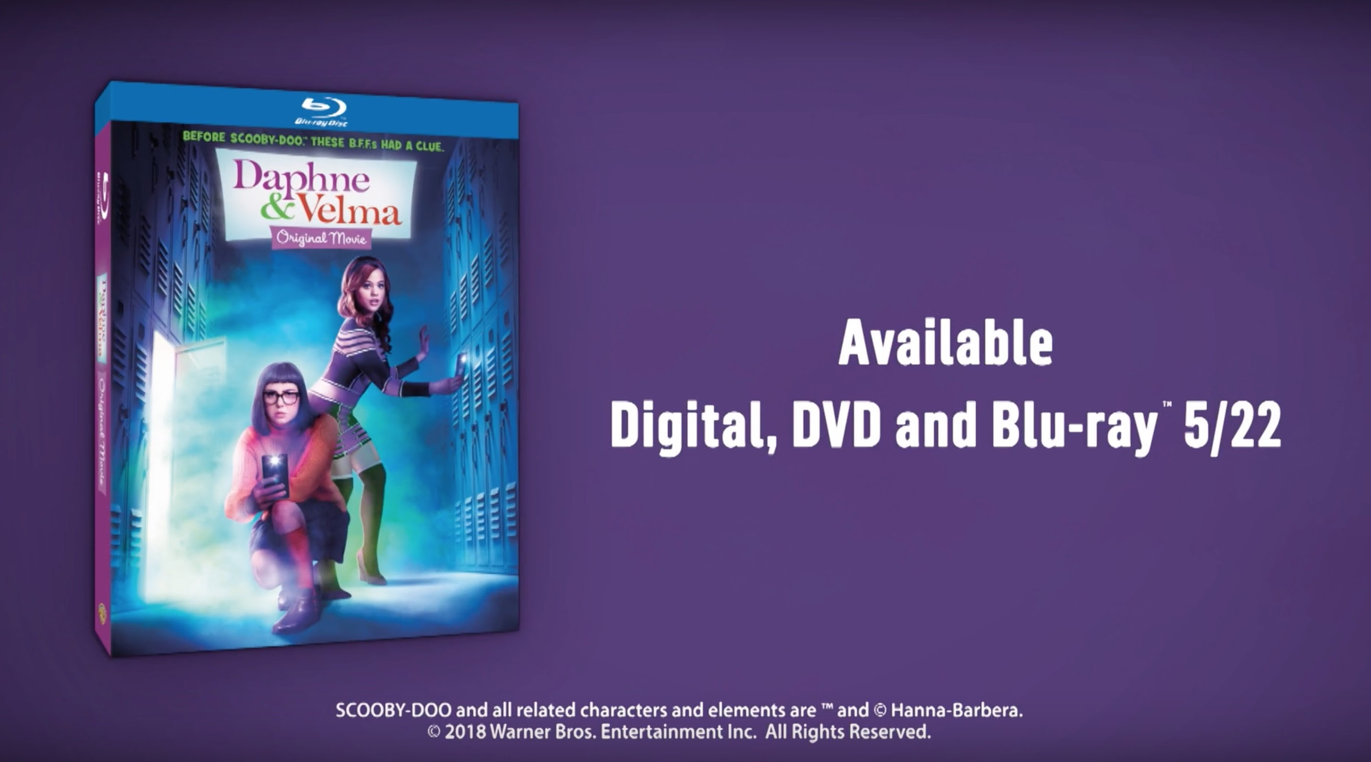 Daphne & Velma new release family movie
