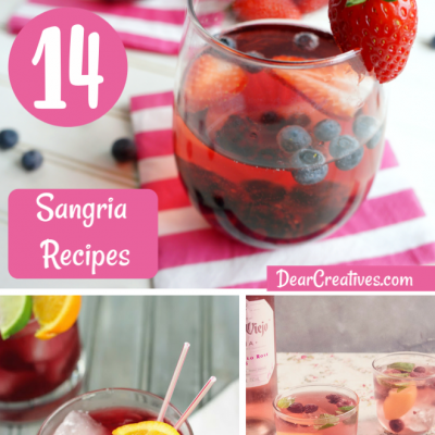 Sip, Sip 14 Sangria Recipes You Must Try!