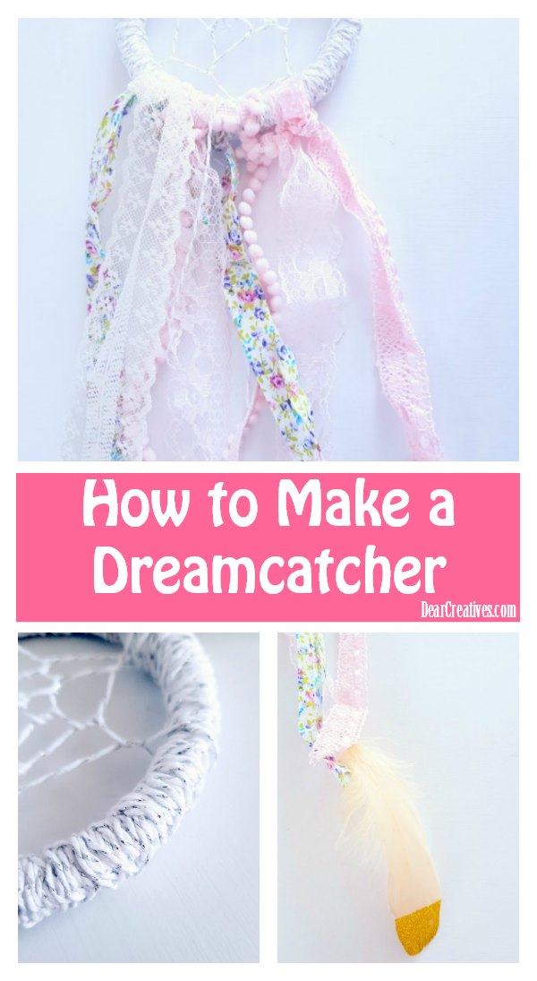 How to Make a DreamCatcher Fun and Easy DIY Dreamcatchers