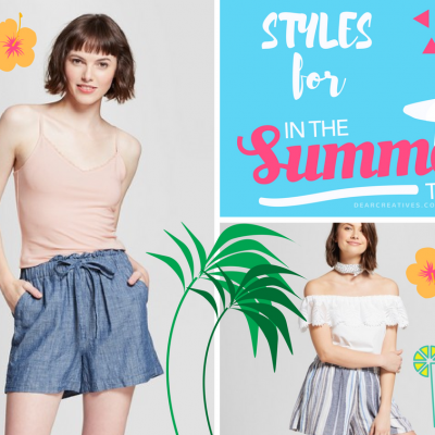 Summer Outfit Ideas - fashion style guide