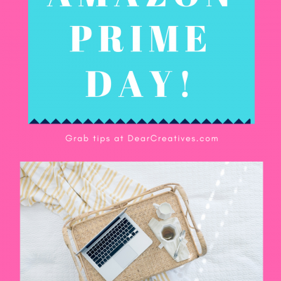 Amazon Prime Day DearCreatives.com #amazonprimeday #primeday #amazonprime #amazon #shopping #deals #bestdealsoftheyear See why you should shop the Prime Day sale, preview deals, and get tips for shopping, and getting Prime Deals. Try Prime for free for 30 days, and more!