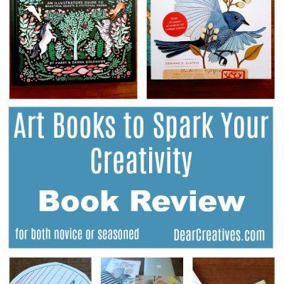 Do You Want to Learn to Draw, Paint and Collage? Art Books Worth Reading!