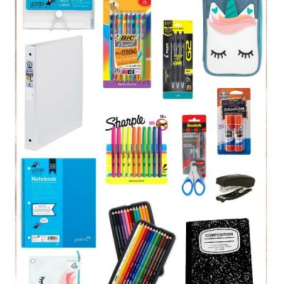 Tips for Back to School Start The School Year Right!