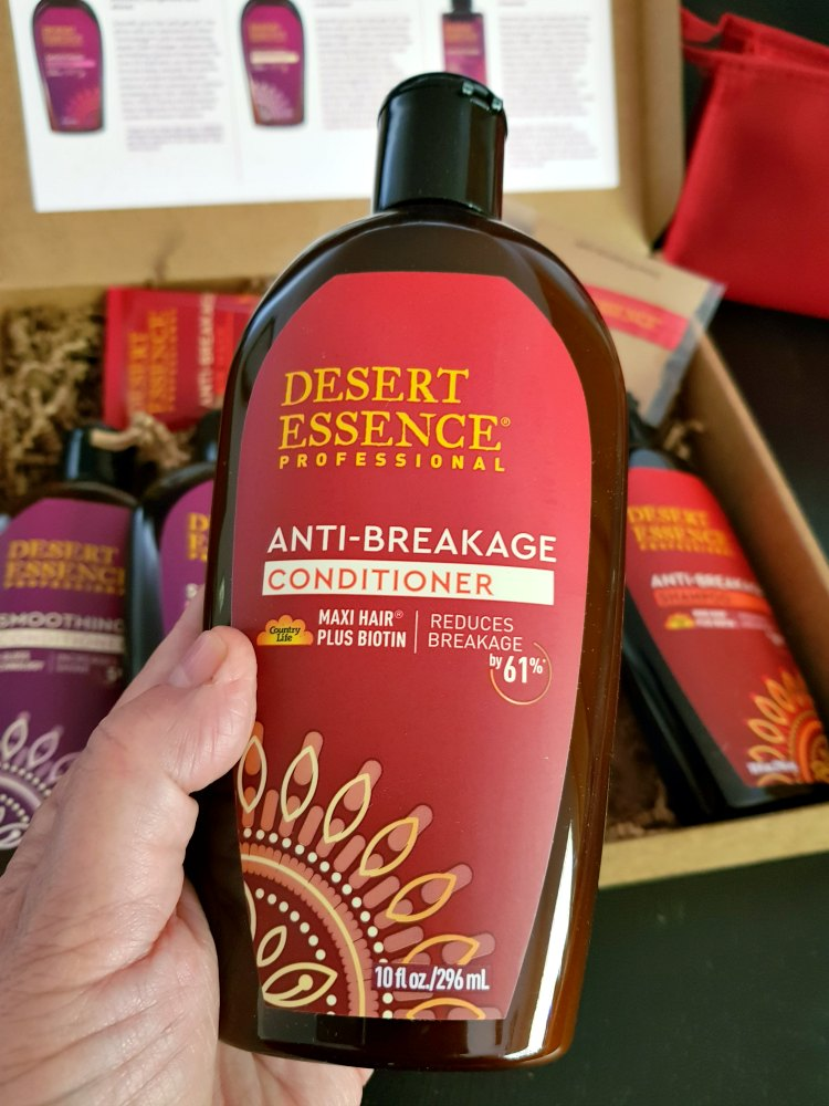Desert Essence Professional Anti-Breakage Conditioner healthy hair care tips DearCreatives.com
