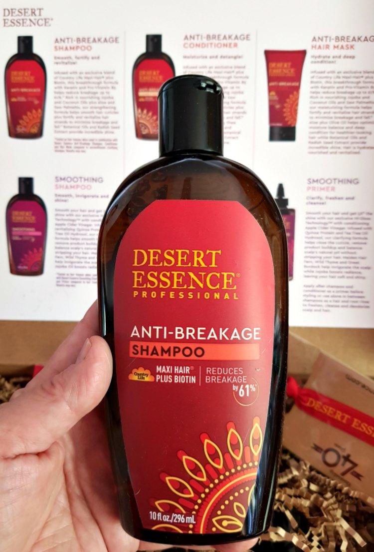Desert Essence Professional Anti-Breakage Shampoo DearCreatives.com