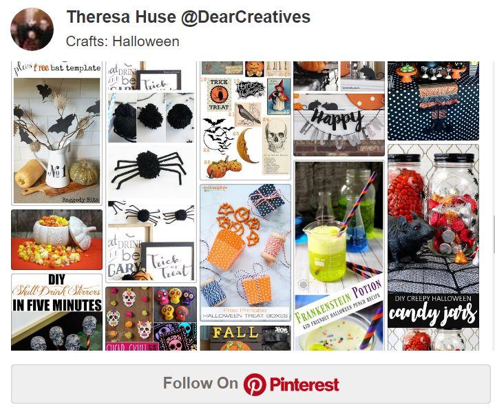 Halloween Crafts and Halloween Ideas on Pinterest