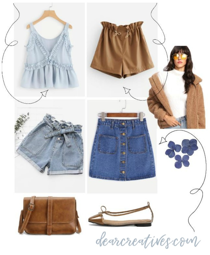 mix and match outfit ideas are an easy solution to your wardrobe worries. See all the outfit ideas at DearCreatives.com