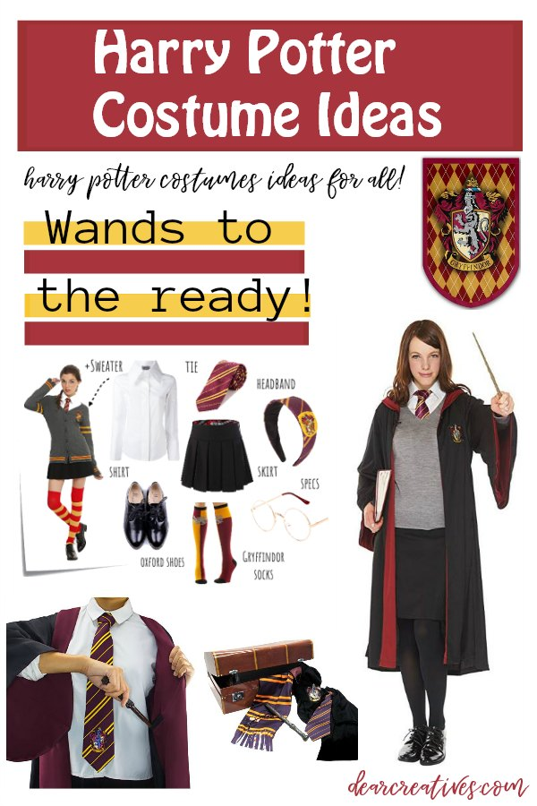 Easy Harry Potter Costume Ideas