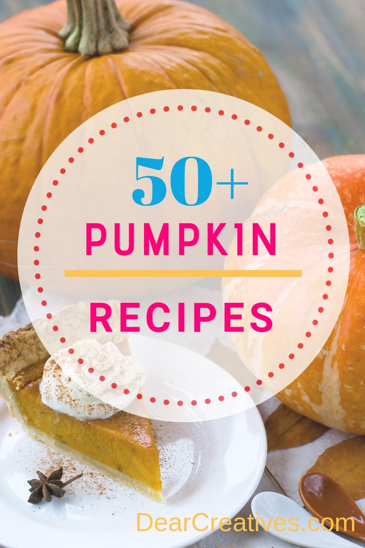 The Ultimate Pumpkin Recipes Roundup - pumpkin pies, cheesecakes, cookies, bars....Pumpkin spice and everything nice. This list of recipes is constantly being added too. You have to grab a few delicious recipes to try. #pumpkinrecipes #pumpkin #pumpkinspice #pumpkinpies #pumpkinpie #pumpkintreats #pumpkindesserts #pumpkincookies #pumpkinbars #pumpkincheesecakes #pumpkinmuffins #pumpkinpancakes