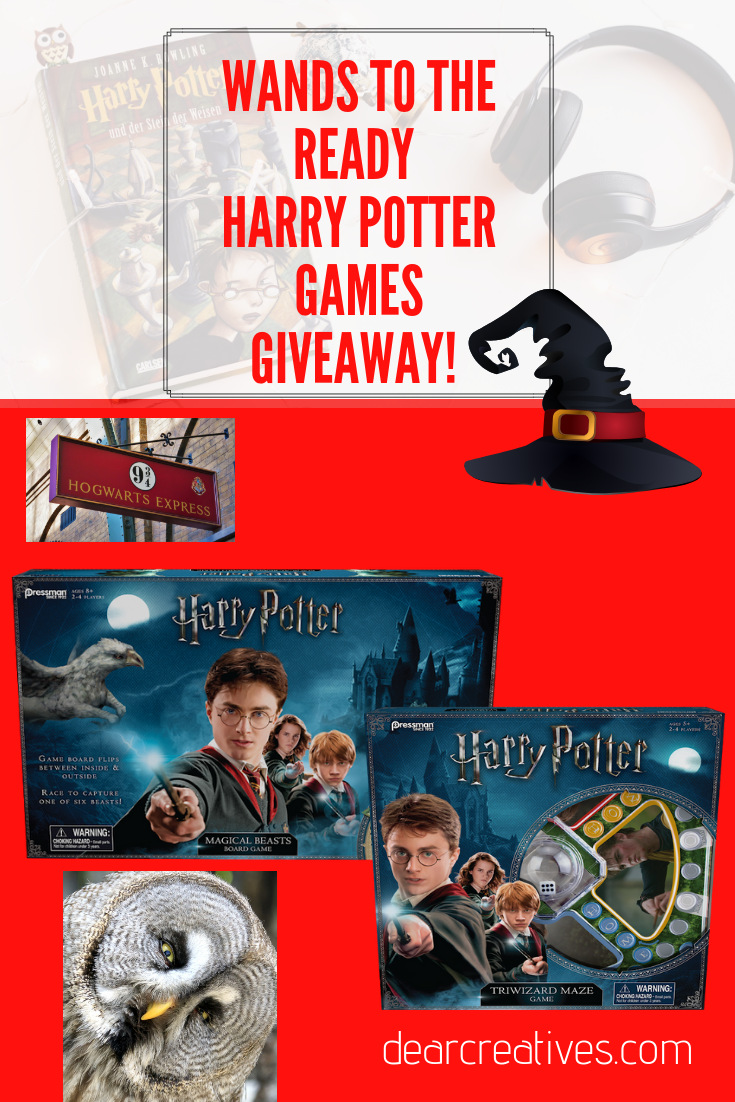 Harry Potter Board Games – Perfect for Family Night!