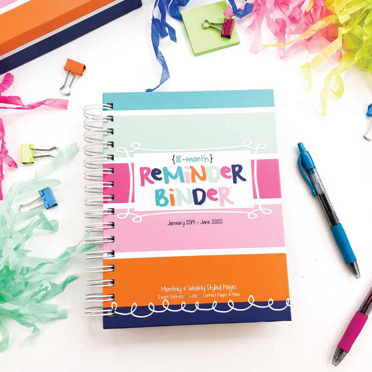 Planners 2019 You will love this 18 month planner