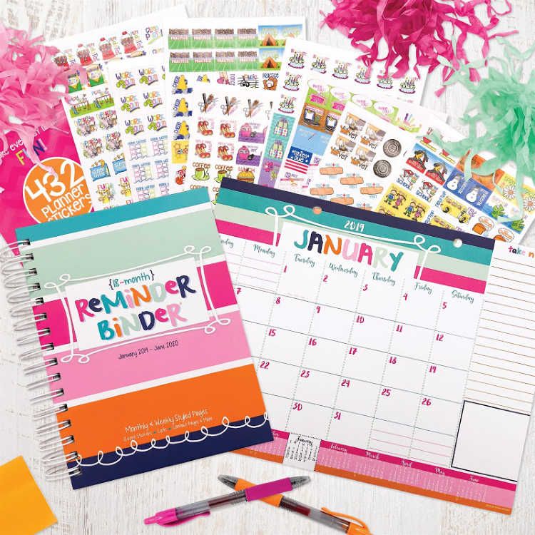 best planners - The Best Planner 2019