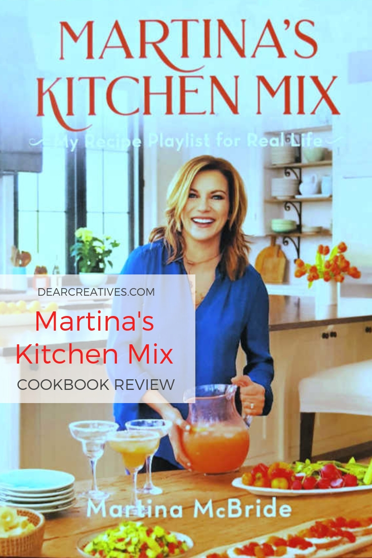 Why I Went Bananas Over Martina's Kitchen Mix Cookbook