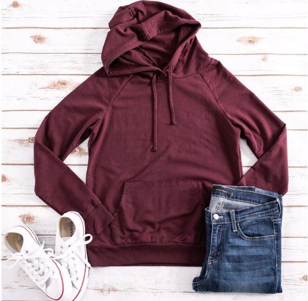 zip up hoodie for women