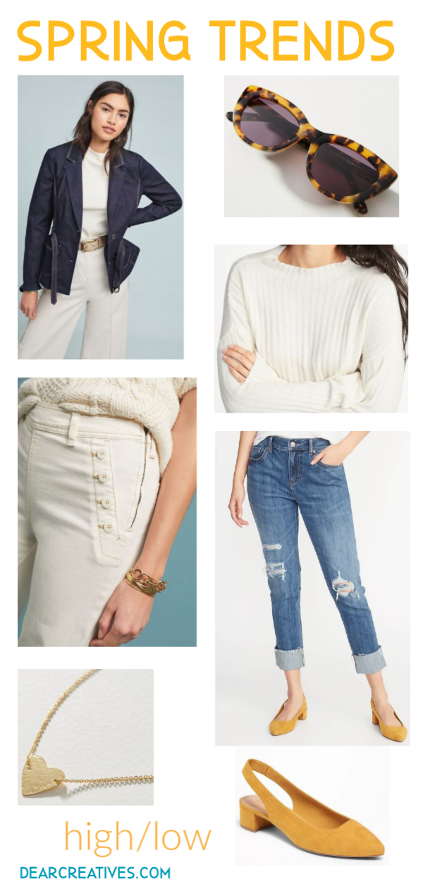 What To Wear? Cute Casual Outfits For Spring