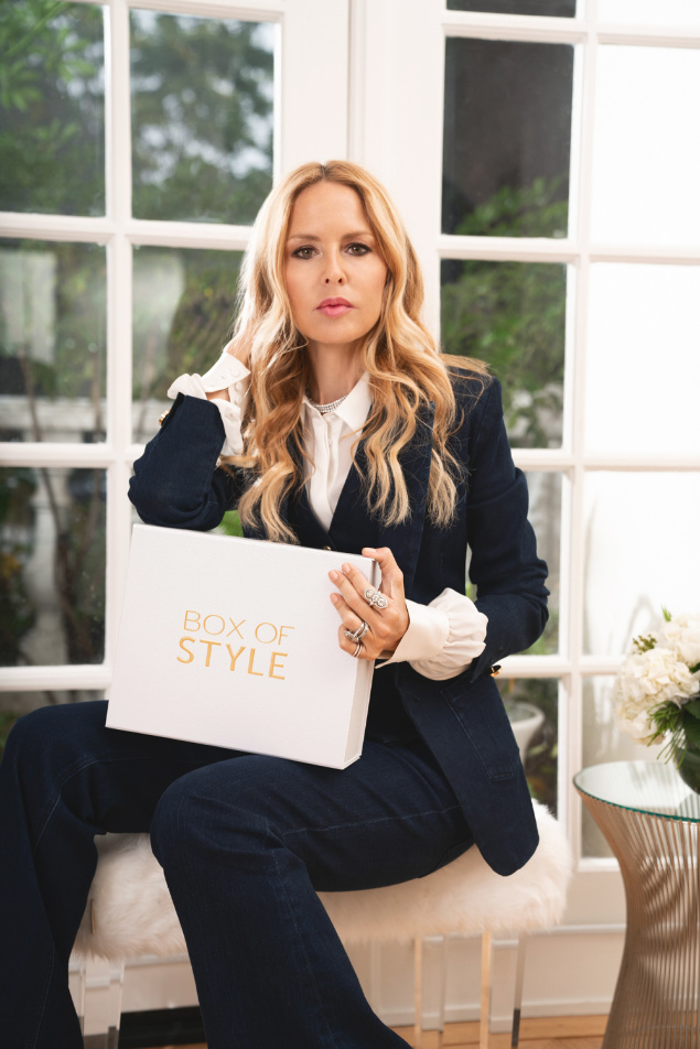 Rachel Zoe's Box of Style Spring 2019 (Gifts for Her or Yourself)