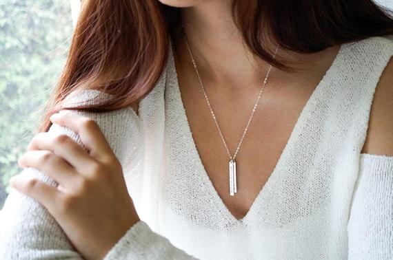 Engraved Personalized Necklace