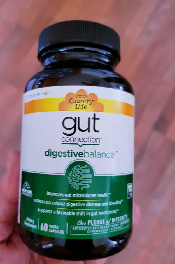 Gut health dietary supplement that has a prebiotic - DearCreatives.com