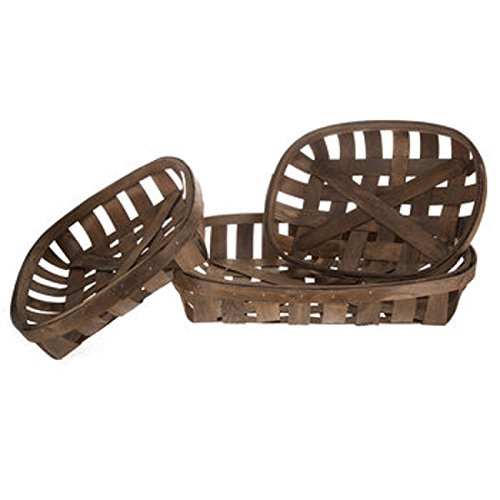 Tobacco Basket Set