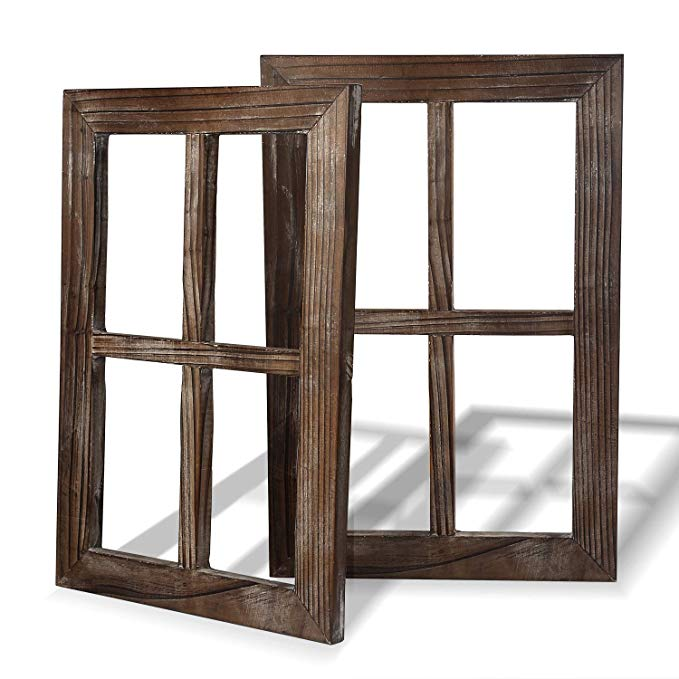 Window Barnwood Frames