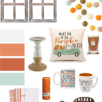 Fall Home Decor Ideas Amazon Plus, grab tips for How to Decorate for Fall - Use these easy ideas to decorate for fall. and easy ways to start decorating early. DearCreatives.com