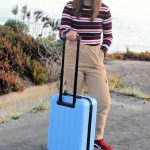 Travel Tips for packing your bags and flying light. Carry-on tips DearCreatives.com