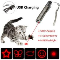 Rechargeable Chase Cat Toy,