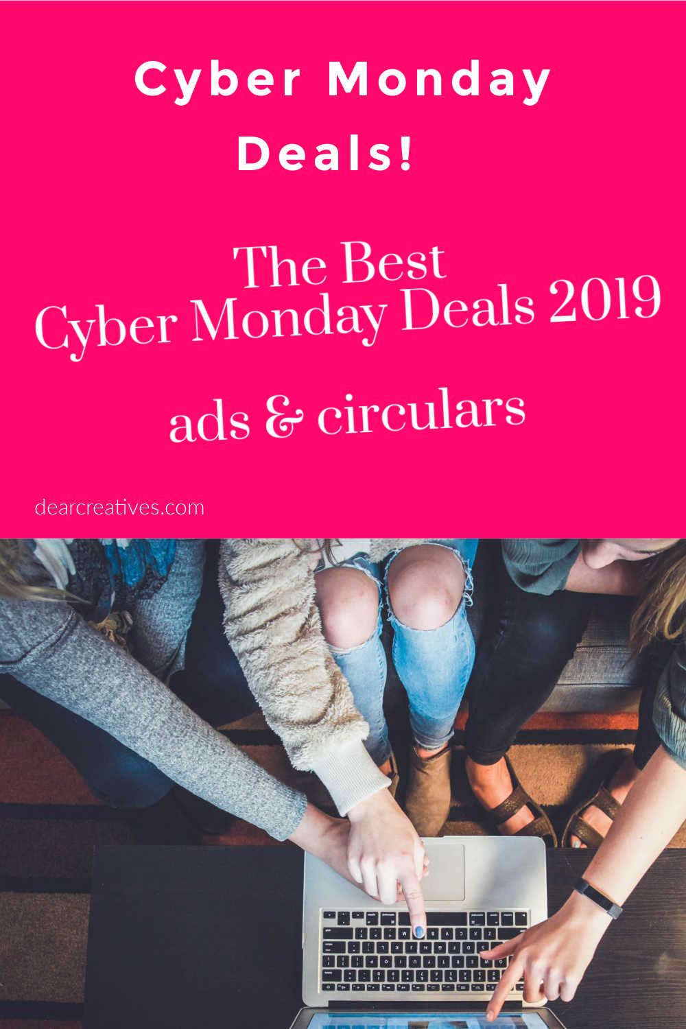 Cyber Monday Deals 2019 Shopping Guide!